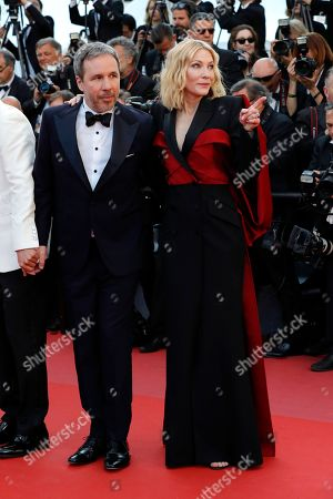 Cate Blanchett and Denis Villeneuve