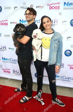 Editorial picture of 3rd Annual World Dog Day, Los Angeles, USA - 19 May 2018
