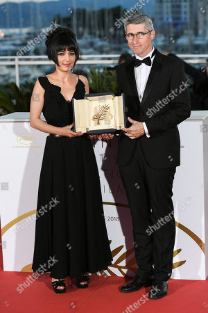 Editorial image of Winners photocall, 71st Cannes Film Festival, France - 19 May 2018