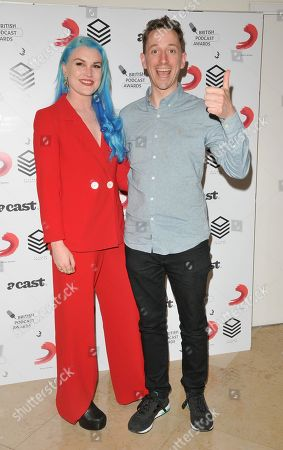 Coco Fennell and John Robins