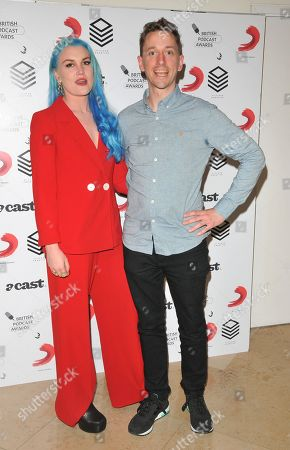 Stock Picture of Coco Fennell and John Robins