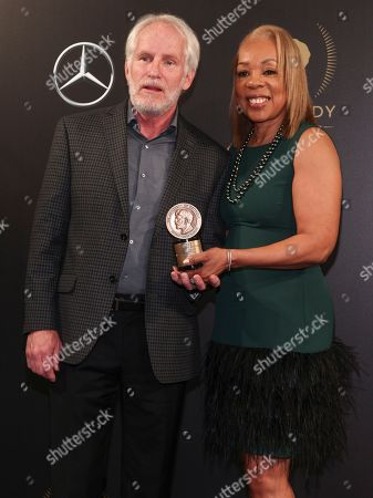 Editorial image of 77th Annual Peabody Awards, New York, USA - 19 May 2018