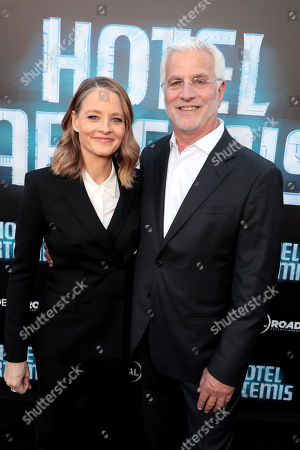 Editorial image of Global Road Entertainment Los Angeles film Premiere of 'Hotel Artemis' at Regency Bruin Theatre, Los Angeles, USA - 19 May 2018