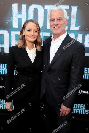 Jodie Foster, Rob Friedman, Chairman and CEO, TMP Entertainment,