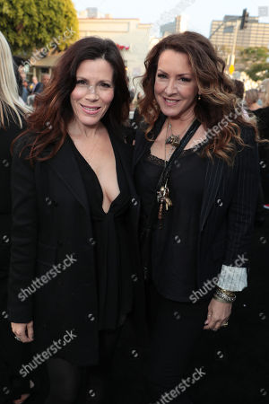 Tricia Leigh Fisher, Joely Fisher
