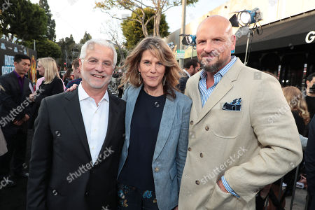 Editorial picture of Global Road Entertainment Los Angeles film Premiere of 'Hotel Artemis' at Regency Bruin Theatre, Los Angeles, USA - 19 May 2018