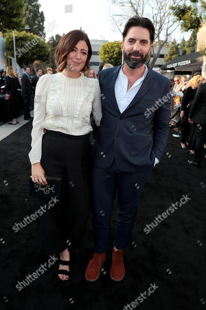 Guest, Drew Pearce, Director/Writer/Producer,