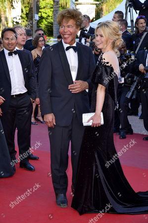 Julie Jardon and Igor Bogdanoff