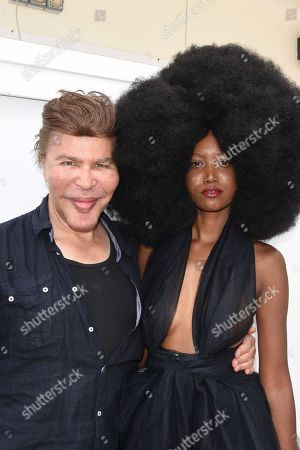 Editorial photo of Grichka Bogdanoff out and about, 71st Cannes Film Festival, France - 18 May 2018