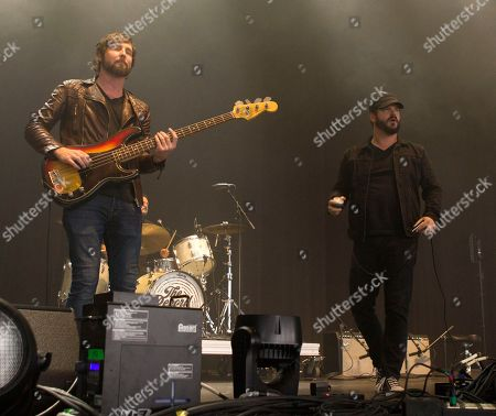 The Record Company - Alex Stiff, Mark Cazorla and Chris Vos