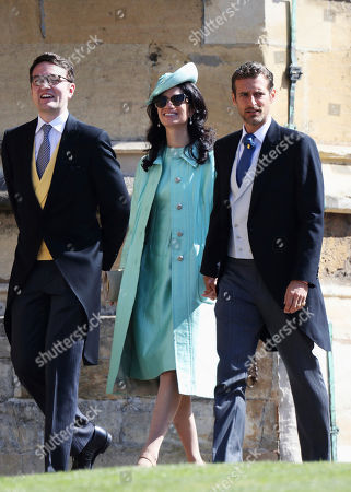 Editorial photo of Britain Royal Wedding, Windsor, United Kingdom - 19 May 2018
