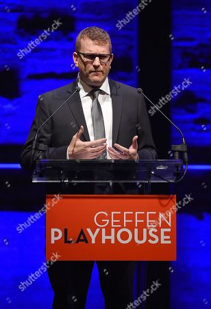 Editorial photo of 16th Annual Backstage at the Geffen, Los Angeles, USA - 19 May 2018