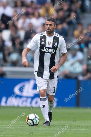 Andrea Barzagli of Juventus