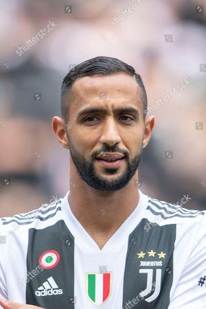 Medhi Amine Benatia El Moutaqui of Juventus