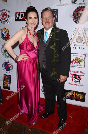 Editorial picture of Martial arts hall of fame, Culver city, USA - 19 May 2018