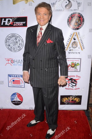 Editorial photo of Martial arts hall of fame, Culver city, USA - 19 May 2018