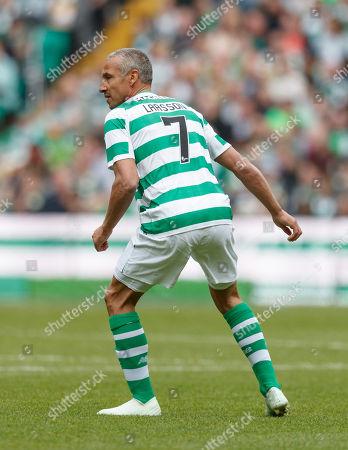 Henrik Larsson of Celtic.