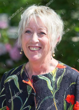 Gardening expert and television presenter, Carol Klein  Build-up to the RHS Chelsea Flower Show