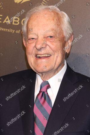 Stock Photo of Bob Schieffer