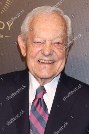 Stock Picture of Bob Schieffer
