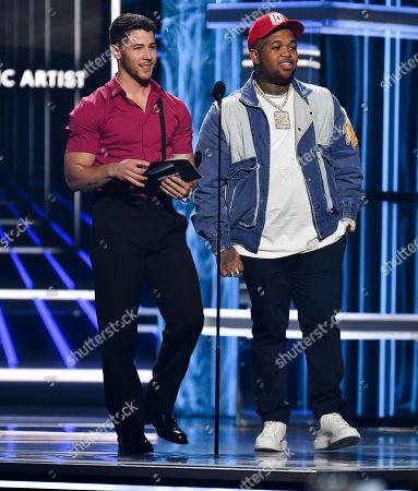 Nick Jonas and DJ Mustard