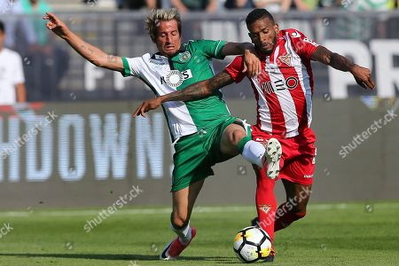 Editorial photo of Deportivo das Aves vs Sporting CP, Oeiras, Portugal - 20 May 2018