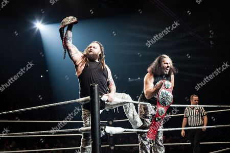 Stock Picture of Bray Wyatt and Matthew Moore Hardy