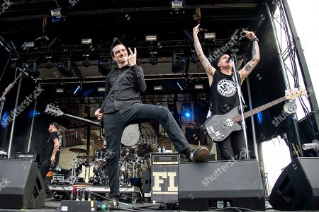 Editorial photo of 2018 Rock On The Range Music Festival - Day 3, Columbus, USA - 20 May 2018