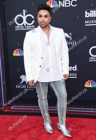 Editorial photo of 2018 Billboard Music Awards - Arrivals, Las Vegas, USA - 20 May 2018
