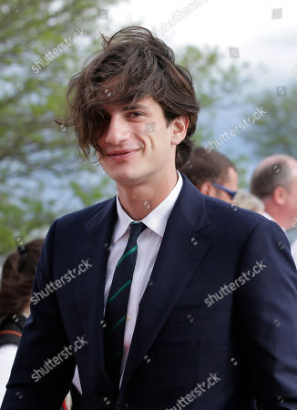 Jack Schlossberg, grandson of the late former U.S. President John F. Kennedy, arrives at the John F. Kennedy Presidential Library and Museum before 2018 Profile in Courage award ceremony, in Boston
