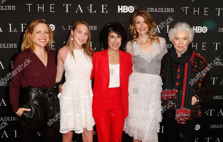 Editorial image of 'The Tale' FYC event, Arrivals, Los Angeles, USA - 20 May 2018