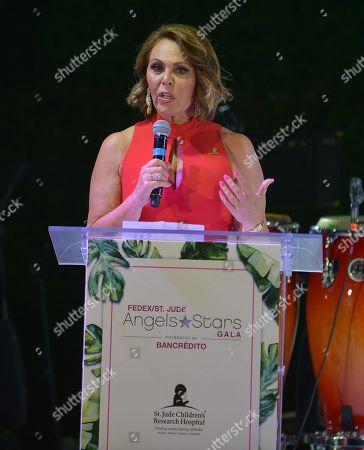 Stock Picture of Maria Elena Salinas