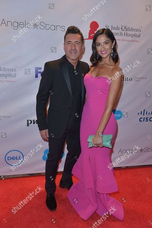 Jorge Bernal and Karla Birbragher