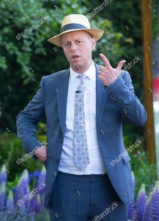 Joe Swift, BBC Garden presenter