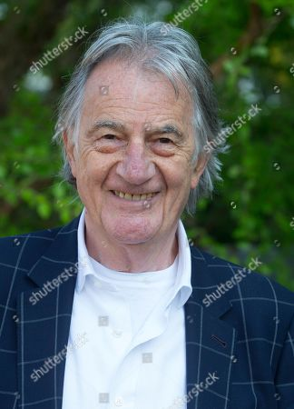 Stock Image of Fashion Designer, Sir Paul Smith
