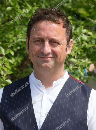 Matt Allwright, TV presenter
