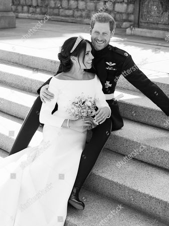 The wedding of Prince Harry and Meghan Markle, Official Portraits