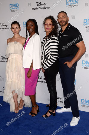 Editorial picture of Disney ABC International Upfronts, Los Angeles, USA - 20 May 2018