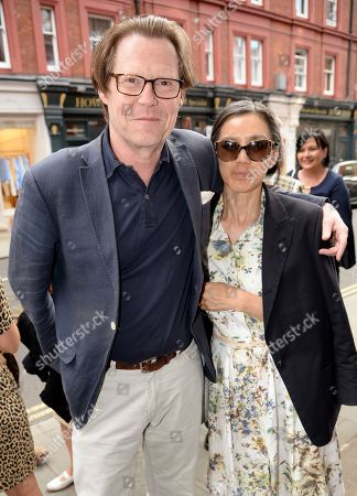 Editorial picture of John Simons Summer Party, London, UK - 21 May 2018