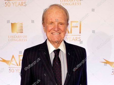 AFI Founding Director George Stevens, Jr. attends AFI's 50th Anniversary Gala at The Library of Congress in Washington. Stevens is adding another chapter to film history with a significant donation of items spanning five generations of his family to the Margaret Herrick Library and the Academy Film Archive