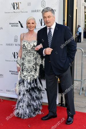 Editorial picture of American Ballet Theater Spring Gala, Arrivals, New York, USA - 21 May 2018