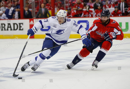 0ca70016de7 Tampa Bay Lightning v Washington Capitals Game Stock Photos ...