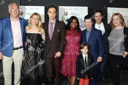 Jonathan Sehring, Claire Danes, Leo James Davis, Jim Parsons, Octavia Spencer, Silas Howard, Daniel Pearle