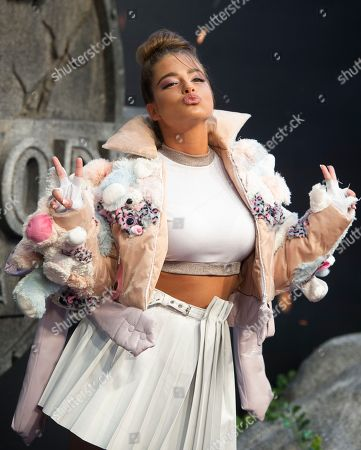 Noa Kirel, singer, rapper, dancer, actress and Israeli television presenter