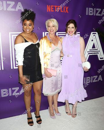 Phoebe Robinson, Dorinda Medley, Vanessa Bayer