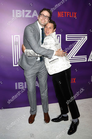 """Editorial picture of NY Special Screening of the Netflix Film """"Ibiza"""", New York, USA - 21 May 2018"""