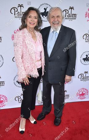 Jolene Brand and George Schlatter