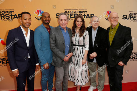 Editorial photo of Jesus Christ Superstar Live in Concert, Arrivals, Los Angeles, USA - 21 May 2018