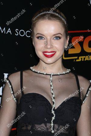 Louisa Warwick