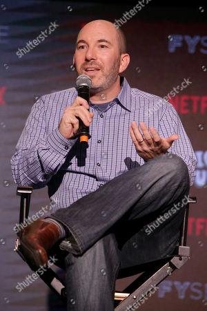 Andrew Goldberg, Executive Producer,